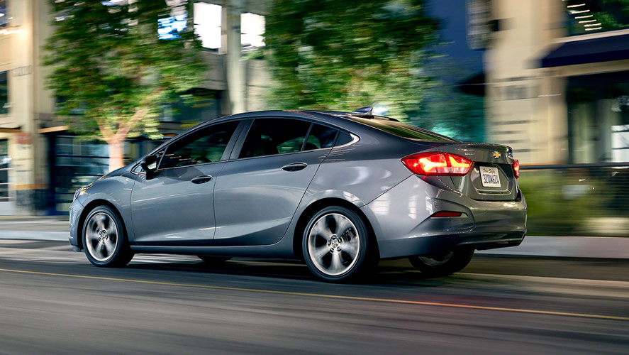 2019 Chevrolet Cruze Engine Specs & Performance