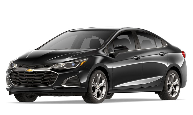 2019 Chevy Cruze  Header