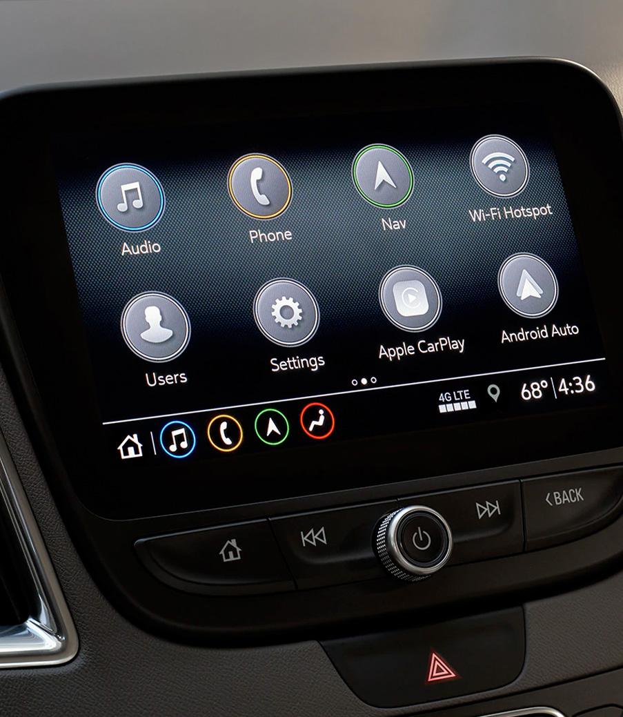 2019 Chevrolet Malibu Hybrid: Apple Chevrolet Is A York Chevrolet Dealer And A New Car