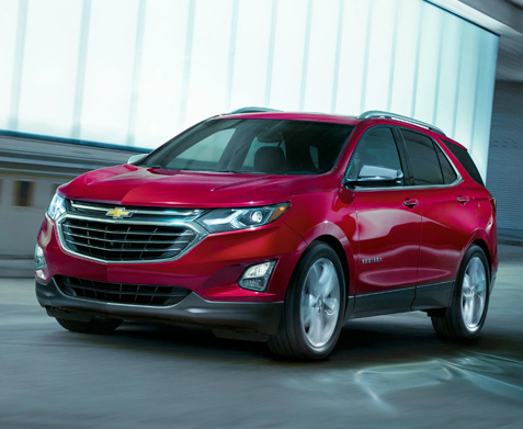 Chevy Financing at our Wakefield Chevy Dealer